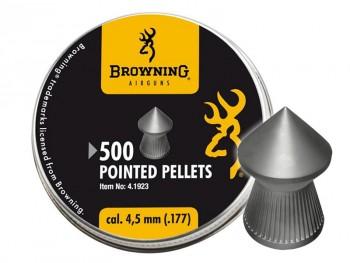 Plomb browning 4.5mm pointu x 500