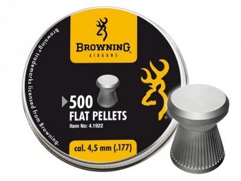 Plomb browning 4.5mm plat x 500