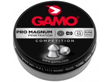 Boîte de 250 Plombs GAMO PRO MAGNUM 4.5MM