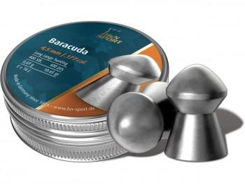 Boîte de 400 Plombs H&N BARRACUDA 4.5mm