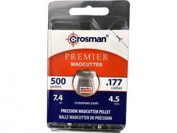 BOITE 500 PLOMBS PLATS CROSMAN PRECISION 4.5mm