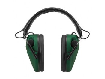 CASQUE ANTI-BRUIT ELECTRONIQUE VERT CALDWELL E-MAX LOW