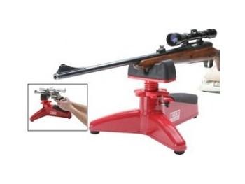 Support avant pour carabine et arme de poing.