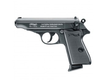 Umarex Walther PP 9 mm Noir