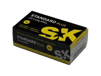 SK standard plus 22LR Boite de 50 cartouches