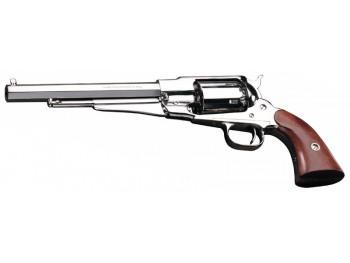 Révolver Pietta Remington 1858 Texas Nickelé